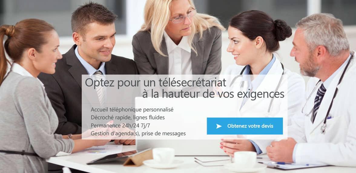 a3com telesecretariat permanence telephonique